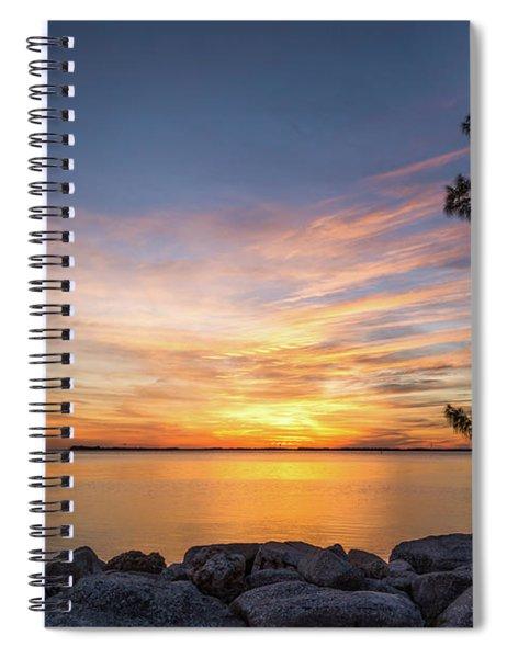 Florida Sunset #3 Spiral Notebook
