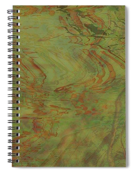 Flow Improvement In The Grass Spiral Notebook