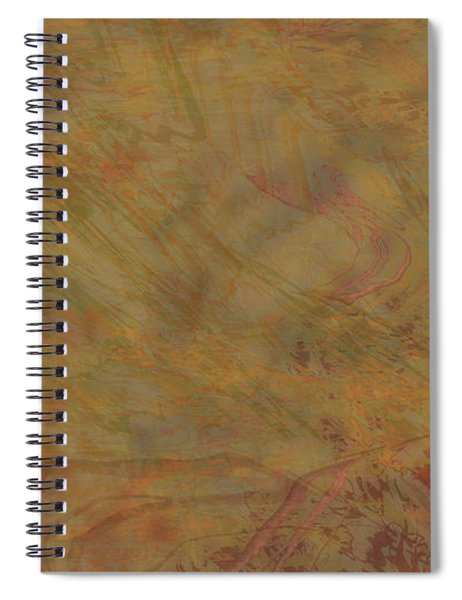 Flow Improvement In The Sand Spiral Notebook