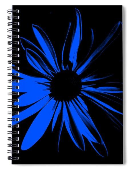 Flower 4 Spiral Notebook