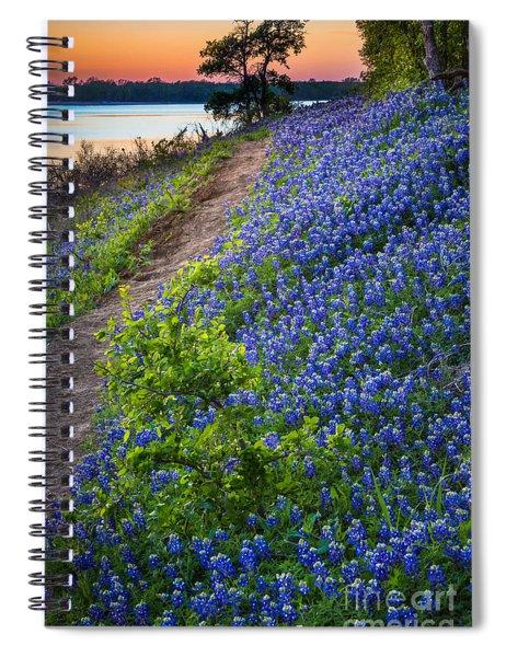 Flower Mound Spiral Notebook