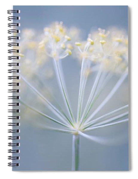 Flowering Dill Spiral Notebook
