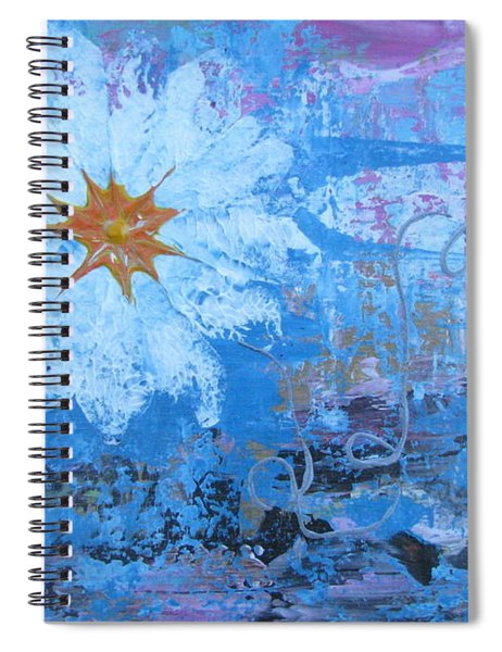 Flowers 19 Spiral Notebook