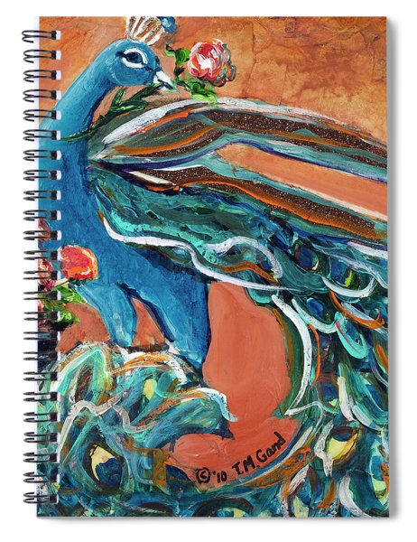Flowers For Madame Spiral Notebook