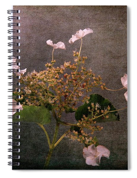 Flowers For The Mind Spiral Notebook