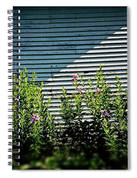 Flowers Line-up Spiral Notebook