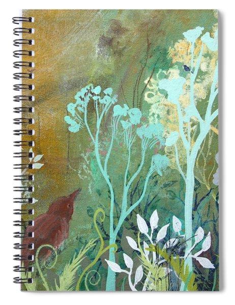 Fluent Spiral Notebook