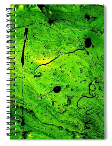 Fluid Spiral Notebook