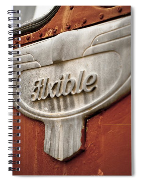 Flxible Clipper 1948 Spiral Notebook