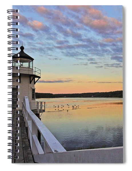 Fly By Morning Spiral Notebook