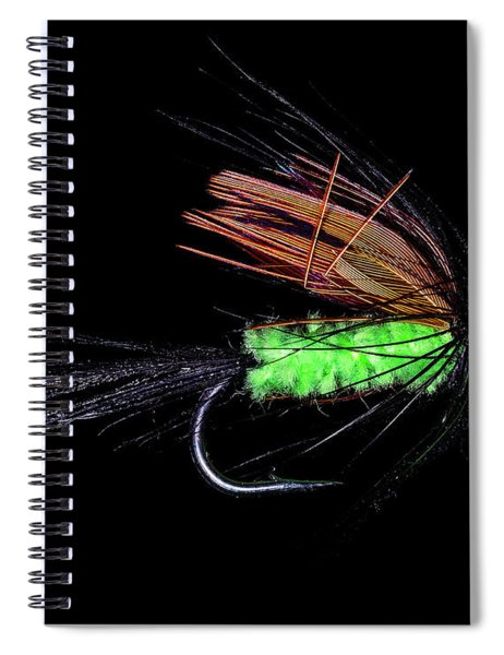Fly-fishing 1 Spiral Notebook