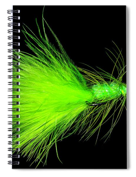 Fly-fishing 2 Spiral Notebook