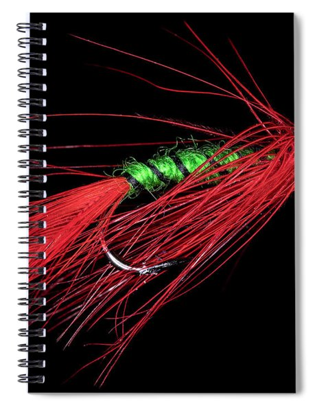 Fly-fishing 5 Spiral Notebook