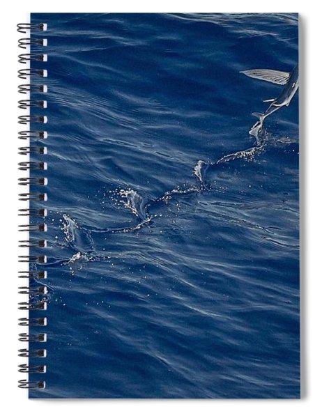 Flyer Spiral Notebook