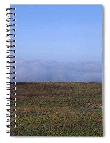 Windmill Spiral Notebook