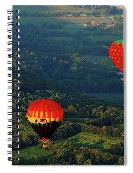 Follow Me Spiral Notebook