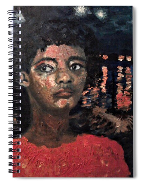 Following The Drinking Gourd Spiral Notebook