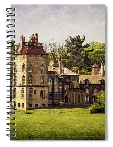 Fonthill By Day Spiral Notebook