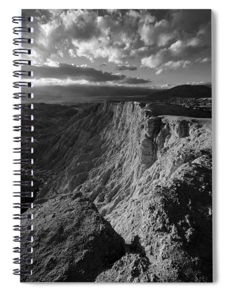 Font's Point Spiral Notebook