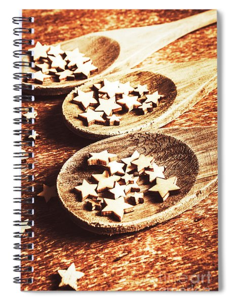 Food Critic Review Spiral Notebook