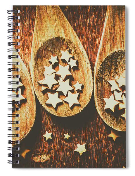 Food Judging Competition Spiral Notebook