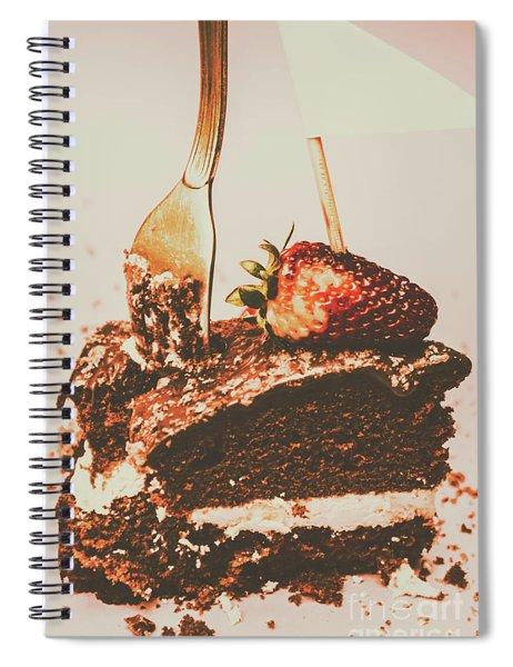 Food Nostalgia Spiral Notebook