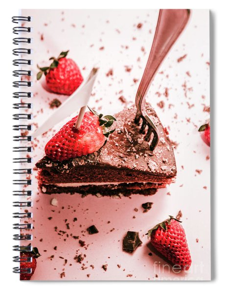 Foodie Delights Spiral Notebook