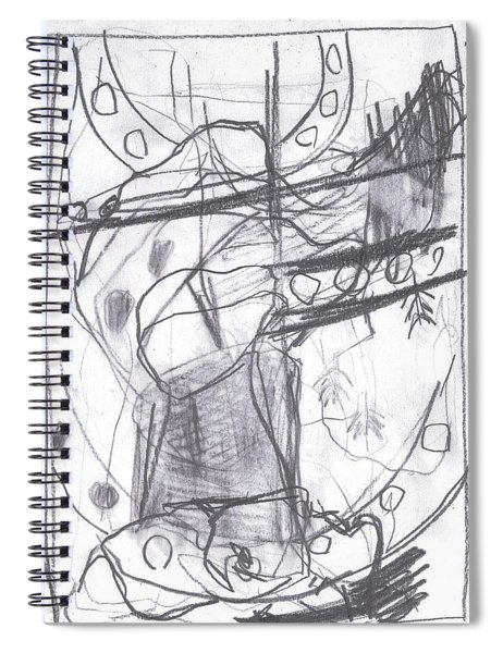For B Story 4 10 Spiral Notebook