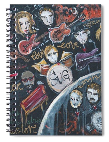 For Ben Spiral Notebook