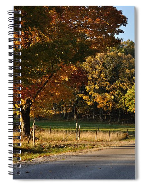 For Grazing Spiral Notebook