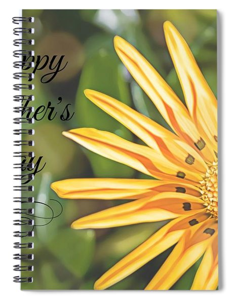 For My Mother Spiral Notebook