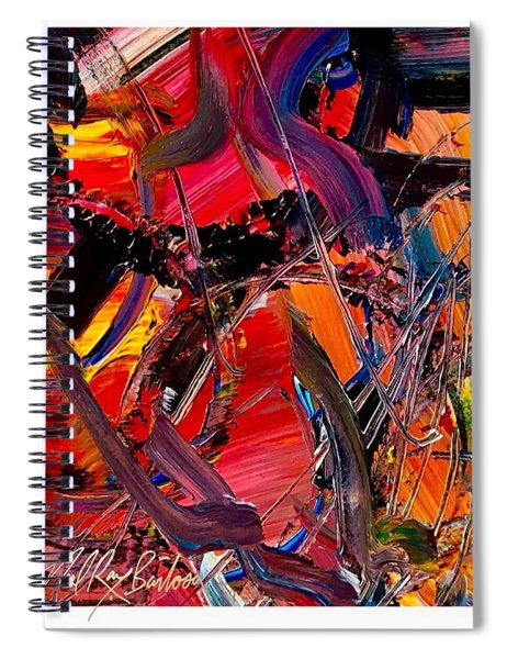 For The Love Of First Responders Spiral Notebook