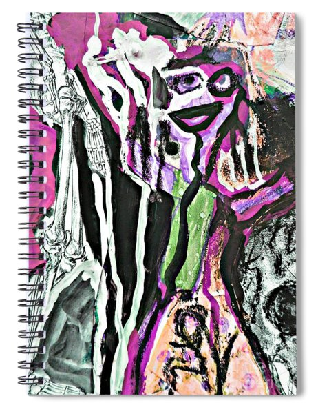 For Xenia-1 Spiral Notebook