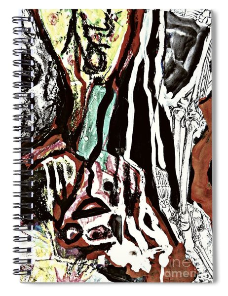 For Xenia-10 Spiral Notebook