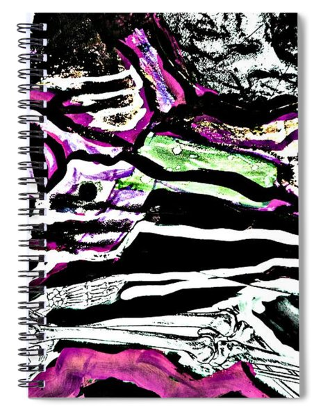 For Xenia-11 Spiral Notebook