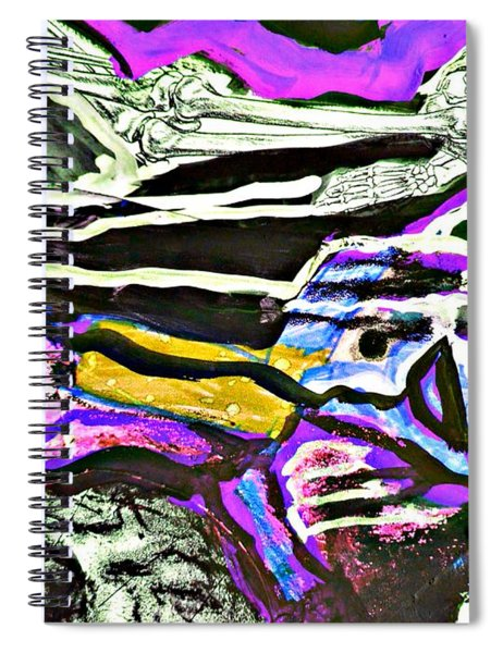 For Xenia-5 Spiral Notebook