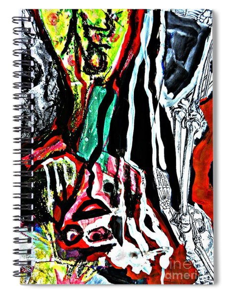 For Xenia-9 Spiral Notebook