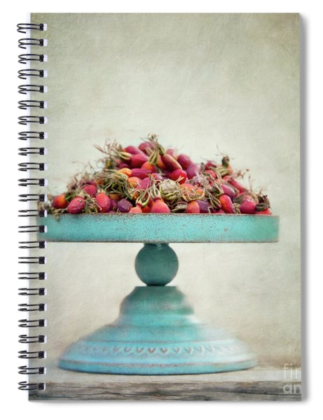 Foraging Spiral Notebook