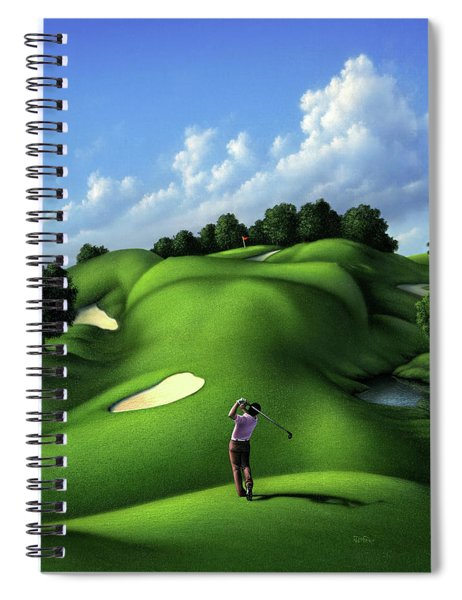 Foreplay Spiral Notebook