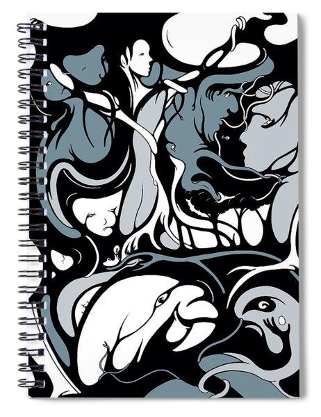 Foresight Spiral Notebook