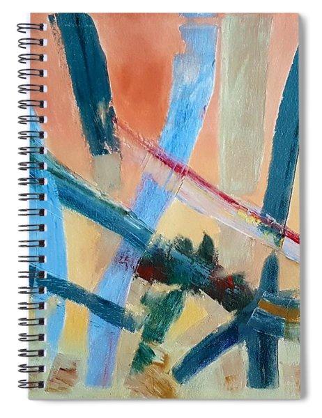 Forest Apocalypse Spiral Notebook