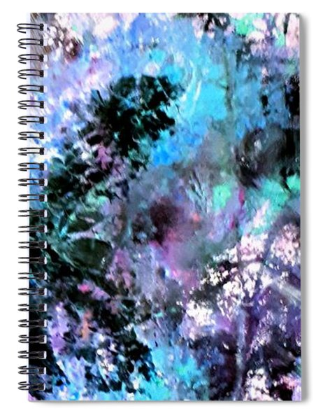 Forest Fantasy Spiral Notebook