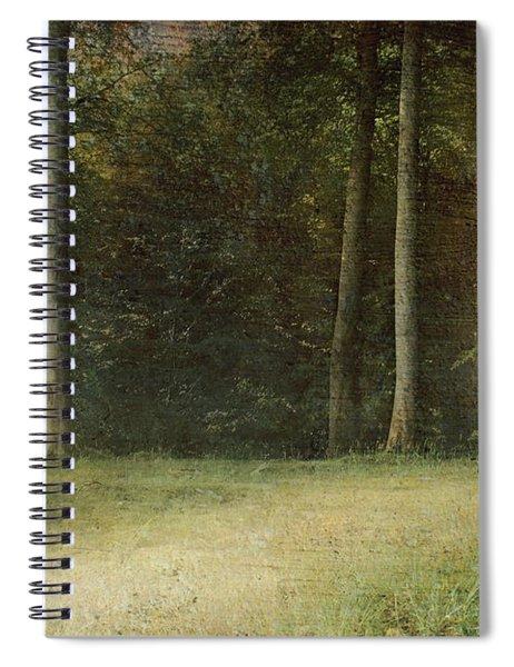Forest Still Life Spiral Notebook