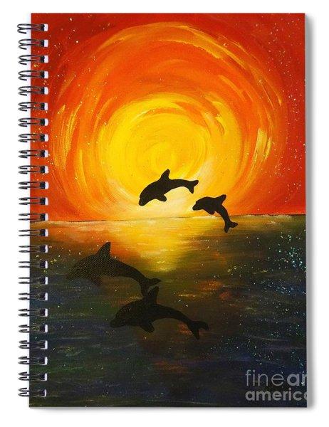 Forever Friends Spiral Notebook
