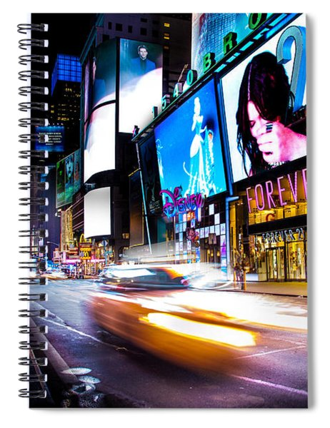 Forever Land Spiral Notebook