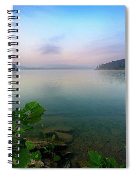Forever Morning Spiral Notebook