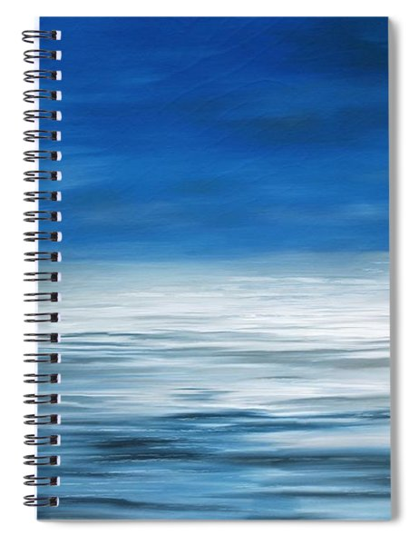 Forever Sea Spiral Notebook