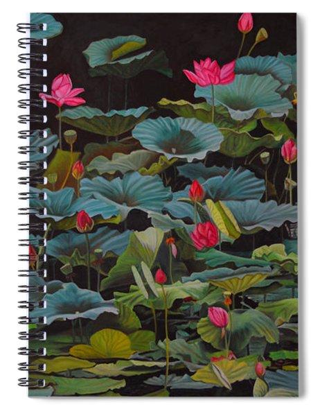 Forever Summer Spiral Notebook