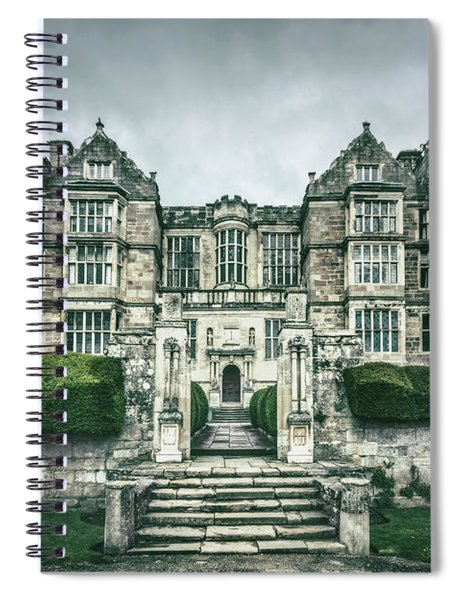 Forever Yesterday Spiral Notebook