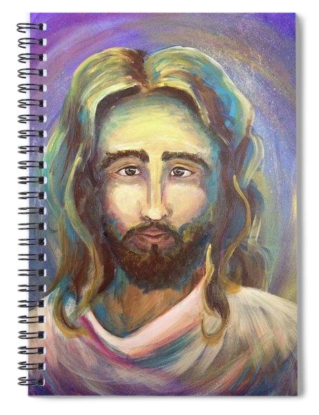 Forgiven Spiral Notebook